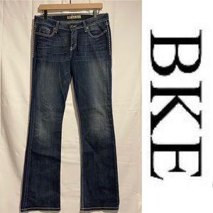 BKE Women's Size 29x33.5 Denim Jeans Kate Bootcut